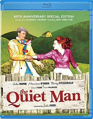 Cover image for The quiet man