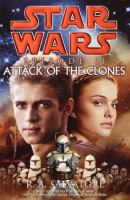 Attack of the Clones - Cover