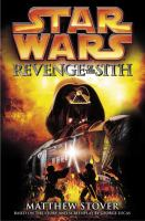 Revenge of the Sith - Cover