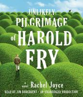 The Unlikely Pilgrimage of Harold Fry - trade paperback cover image