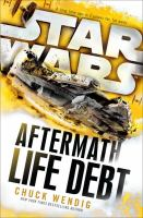 Aftermath: Life Debt - Cover
