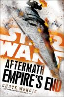 Aftermath: Empire's End - Cover