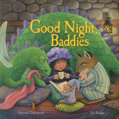 Cover image for Good night, baddies