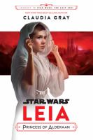 Leia, Princess of Alderan - Cover