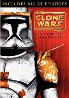 The Clone Wars - Cover