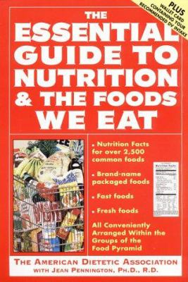 by Pennington, Jean A. Thompson. American Dietetic Association.