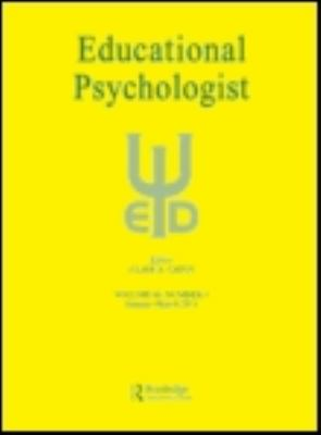 Educational Psychologist (18 Month Embargo) Book Cover