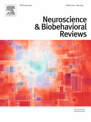 Neuroscience and biobehavioral reviews (Current) Book Cover