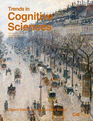 Trends in the Cognitive Sciences (Current) Book Cover