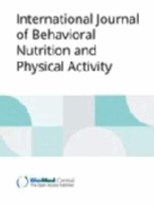 International journal of behavioral nutrition and physical activity Book Cover