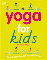 Cover image for Yoga for kids
