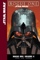 Cover art for Rogue one. Volume 4