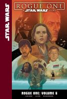 Cover art for Rogue one. Volume 6