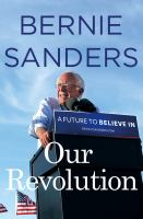 Cover image for Our revolution : a future to believe in