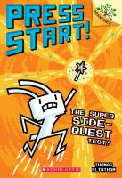 Cover art for The super side-quest test!
