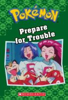 Cover image for Prepare for trouble