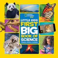 Cover image for Little kids first big book of science