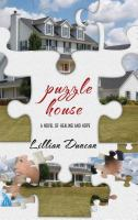 Cover art for Puzzle house [Large Print]