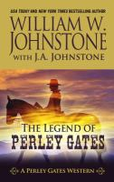 Cover art for The legend of perley gates [Large Print]