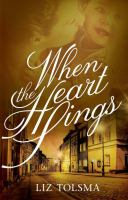 Cover art for When the heart sings : a WWII women's fiction novel