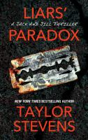 Cover art for Liar's paradox