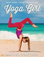 Cover image for Yoga girl