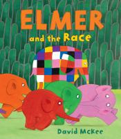 Cover image for Elmer and the race
