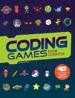 Cover image for Coding games from Scratch