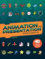 Cover image for Animation and presentation from Scratch