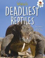 Cover art for World's deadliest reptiles