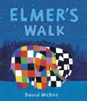 Cover image for Elmer's walk