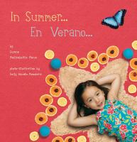 Cover image for In summer = En verano
