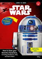Cover image for Learn to draw Star Wars