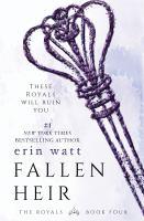 Cover art for Fallen heir