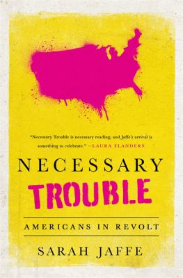 Cover image for Necessary trouble : Americans in revolt