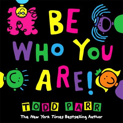 Cover image for Be who you are