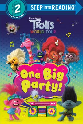 Picture of One big party! book cover