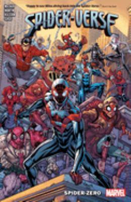 Picture of Spider-verse : Spider-zero book cover