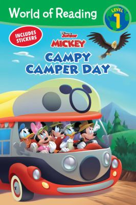 Picture of Campy camper day book cover