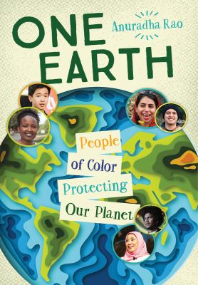 Picture of One Earth : people of color protecting our planet book cover