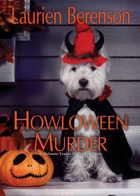 Picture of Howloween murder book cover