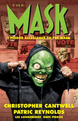 Picture of The Mask : I pledge allegiance to The Mask book cover
