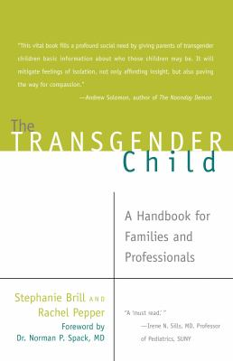 Cover image for The transgender child