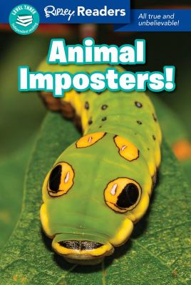 Picture of Animal Imposters : all true and unbelievable! book cover