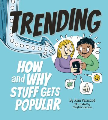 Picture of Trending : how and why stuff gets popular book cover