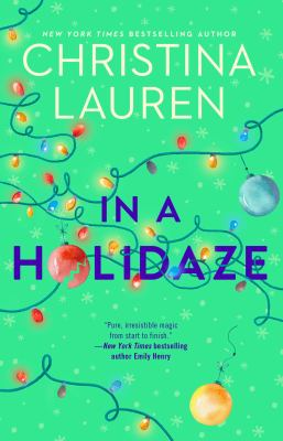 Picture of In a holidaze book cover