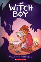 Cover image for The witch boy