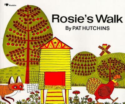 Rosie's Walk  image cover