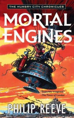 Mortal Engines  image cover