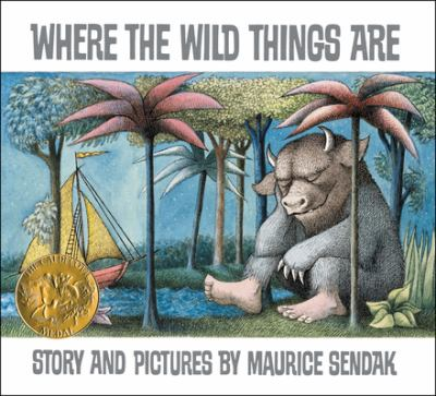 Where the wild things are image cover